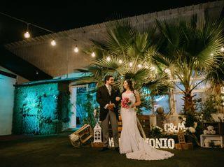 El matrimonio de Carla y Miguel