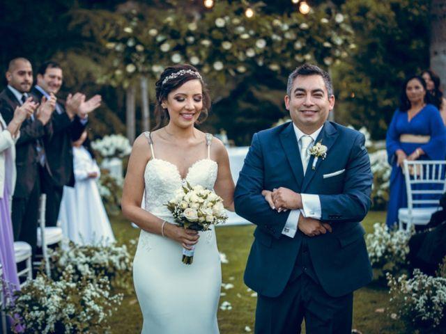 El matrimonio de Cristián y Noraly en El Monte, Talagante 1