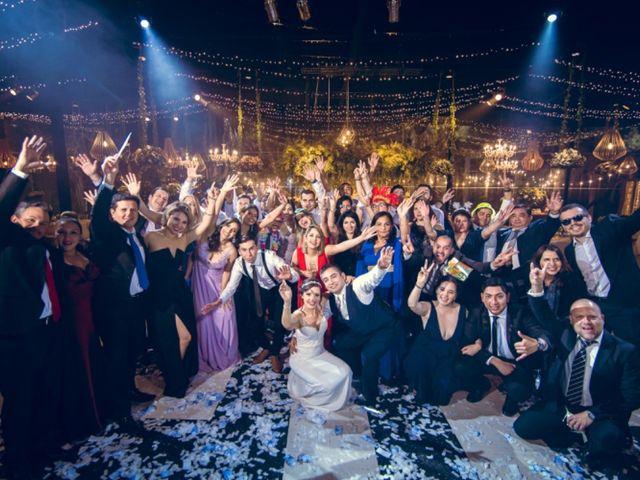 El matrimonio de Cristián y Noraly en El Monte, Talagante 3