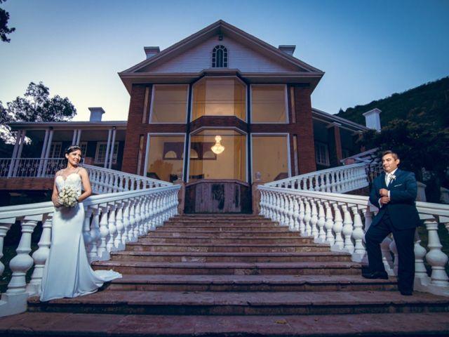 El matrimonio de Cristián y Noraly en El Monte, Talagante 4