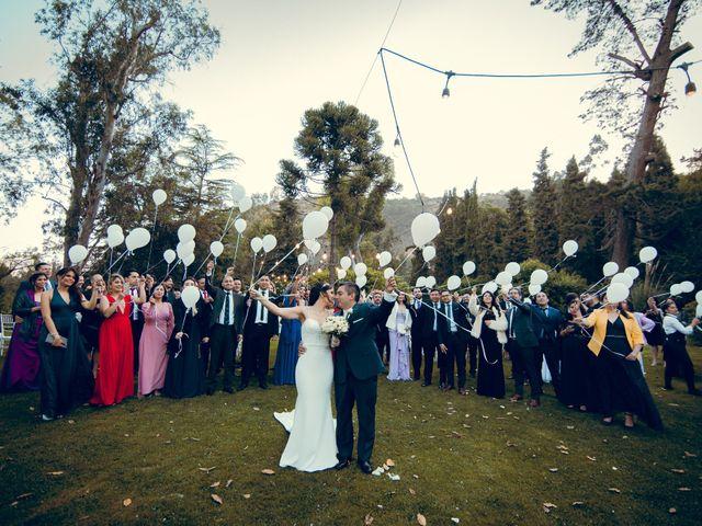 El matrimonio de Cristián y Noraly en El Monte, Talagante 6