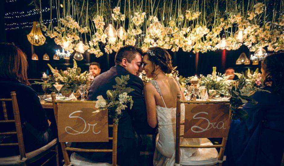 El matrimonio de Cristián y Noraly en El Monte, Talagante