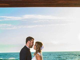 El matrimonio de Cristian Chandia y Marcela Rios 1