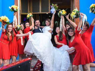 El matrimonio de Cristian Chandia y Marcela Rios 2