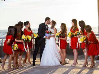 El matrimonio de Cristian Chandia y Marcela Rios 3