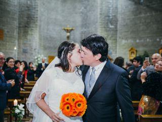 El matrimonio de Fernanda y Ignacio 1