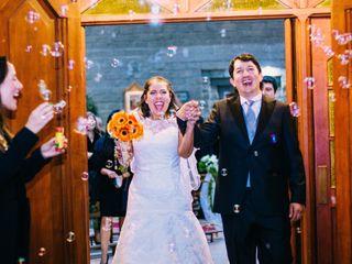 El matrimonio de Fernanda y Ignacio 2