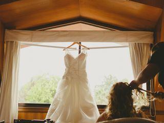 El matrimonio de Lisandro y Nicole 1
