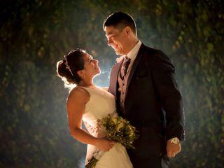 El matrimonio de Nanya  y César  1