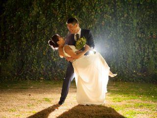 El matrimonio de Nanya  y César  3