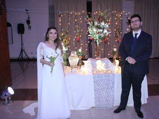 El matrimonio de Trigo y Silva