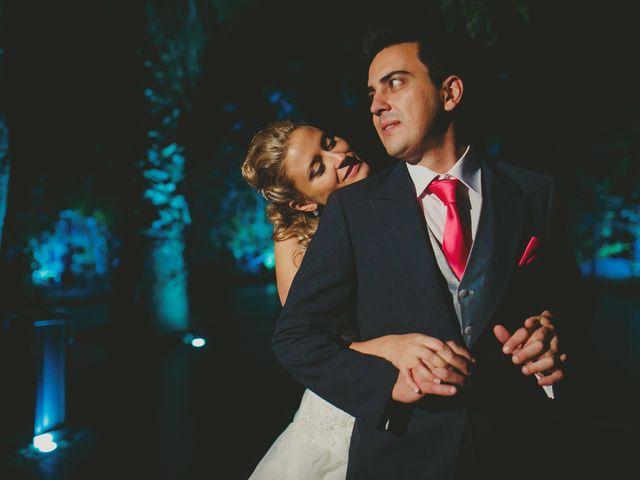 El matrimonio de Lisandro y Nicole