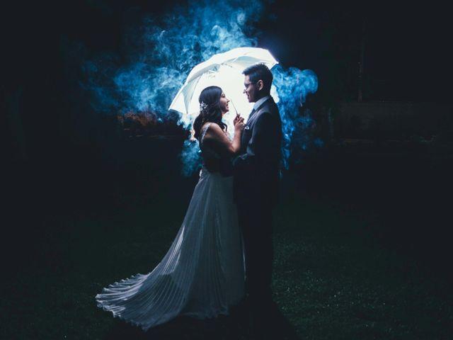 El matrimonio de Caren y Juan