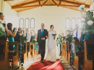 El matrimonio de Francisco y Daniella 2