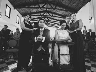 El matrimonio de Francisco y Daniella 3