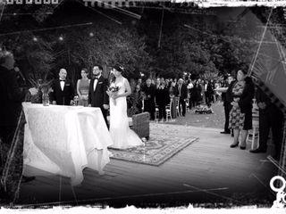 El matrimonio de Valeria y Christopher 1