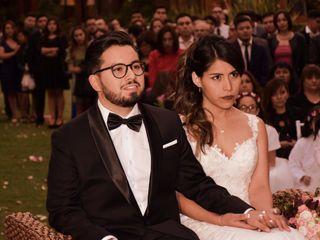 El matrimonio de Valeria y Christopher 2
