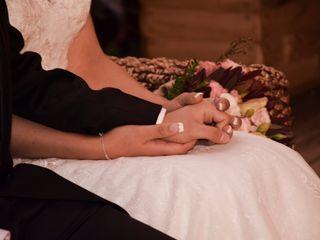 El matrimonio de Valeria y Christopher 3
