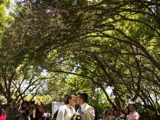 El matrimonio de Josefa y Cristofer 1