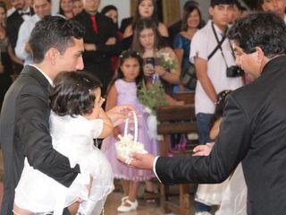 El matrimonio de María José y Jorge 1