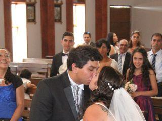 El matrimonio de María José y Jorge 2