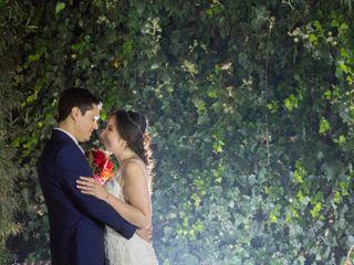 El matrimonio de Camila y Franco 1
