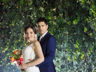 El matrimonio de Camila y Franco 2