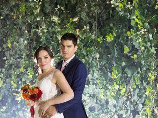El matrimonio de Camila y Franco 3