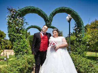 El matrimonio de Teresa  y Hector