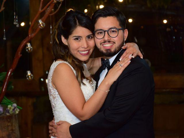 El matrimonio de Valeria y Christopher