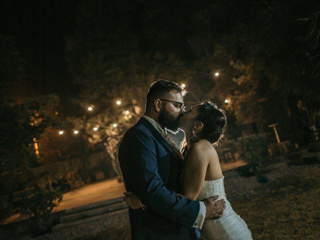 El matrimonio de Andrea y Pablo