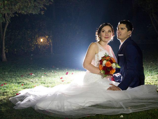 El matrimonio de Camila y Franco