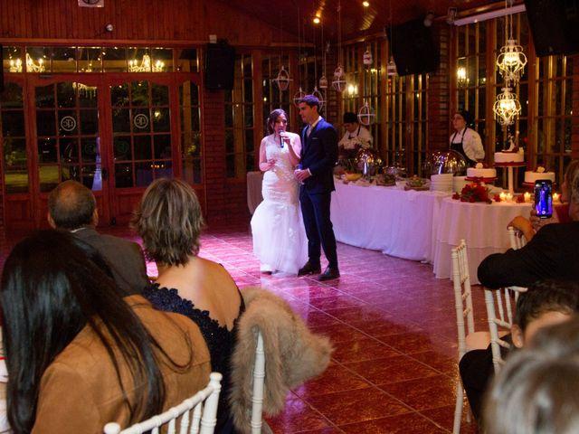 El matrimonio de Franco y Camila en Graneros, Cachapoal 41