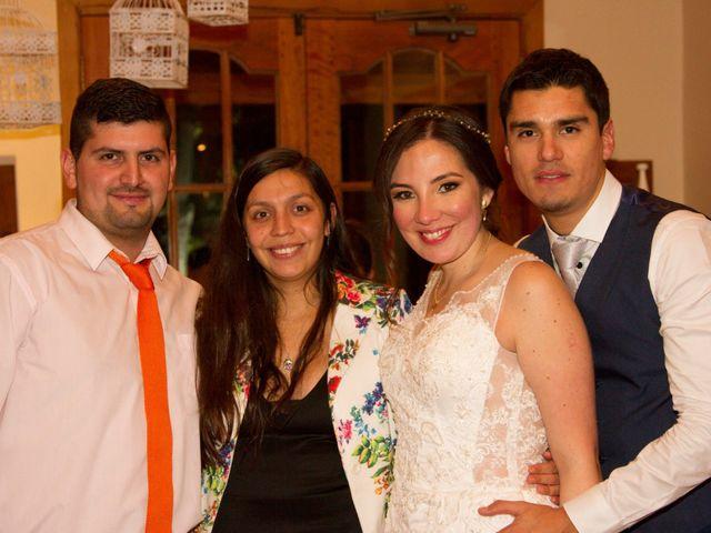 El matrimonio de Franco y Camila en Graneros, Cachapoal 62