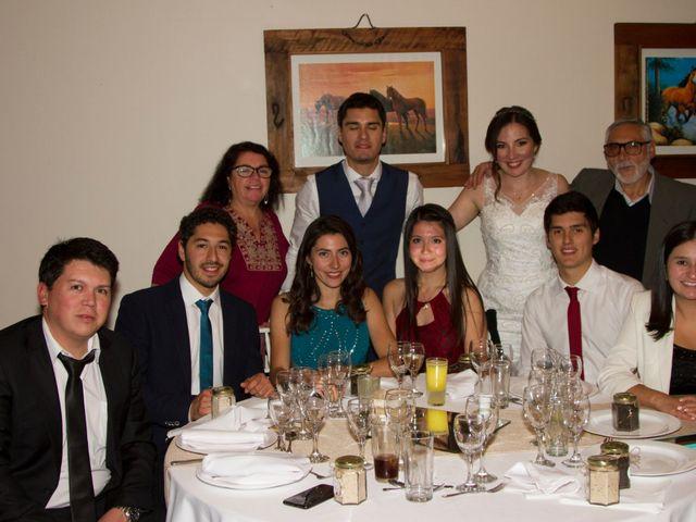 El matrimonio de Franco y Camila en Graneros, Cachapoal 67