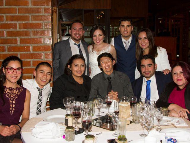 El matrimonio de Franco y Camila en Graneros, Cachapoal 70