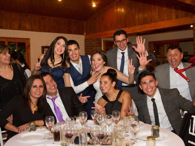 El matrimonio de Franco y Camila en Graneros, Cachapoal 73
