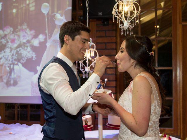 El matrimonio de Franco y Camila en Graneros, Cachapoal 75