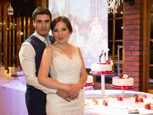 El matrimonio de Franco y Camila en Graneros, Cachapoal 77