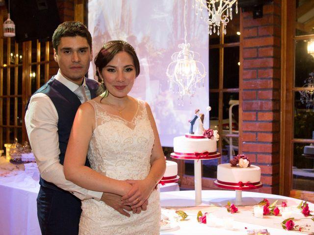 El matrimonio de Franco y Camila en Graneros, Cachapoal 78