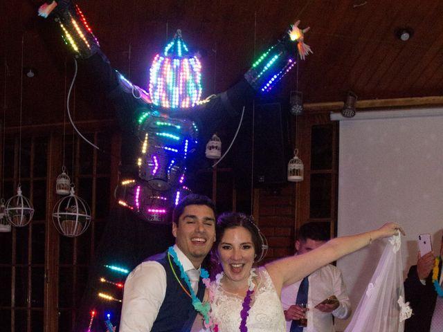 El matrimonio de Franco y Camila en Graneros, Cachapoal 85