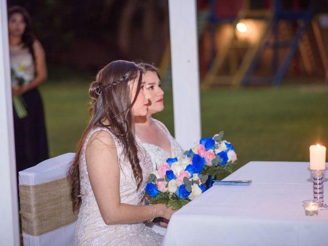 El matrimonio de Estephania   y Stephanie  en Arica, Arica 4