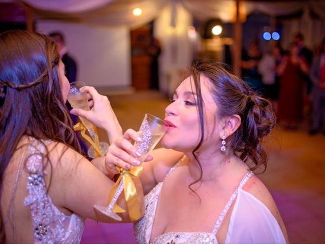 El matrimonio de Estephania   y Stephanie  en Arica, Arica 6