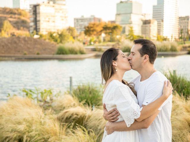 El matrimonio de Macarena y Rene