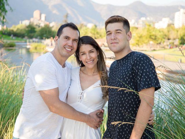 El matrimonio de Rene y Macarena en Las Condes, Santiago 8