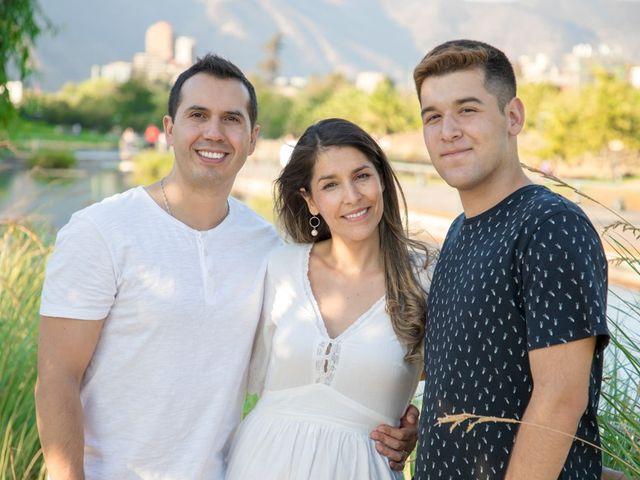 El matrimonio de Rene y Macarena en Las Condes, Santiago 9