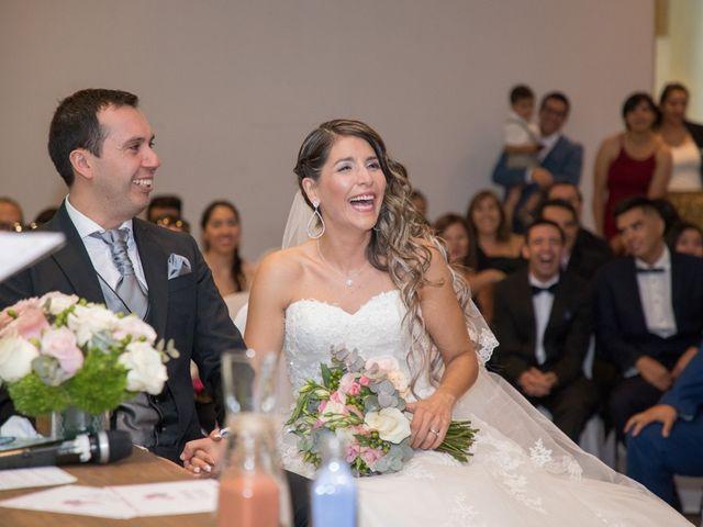 El matrimonio de Rene y Macarena en Las Condes, Santiago 65