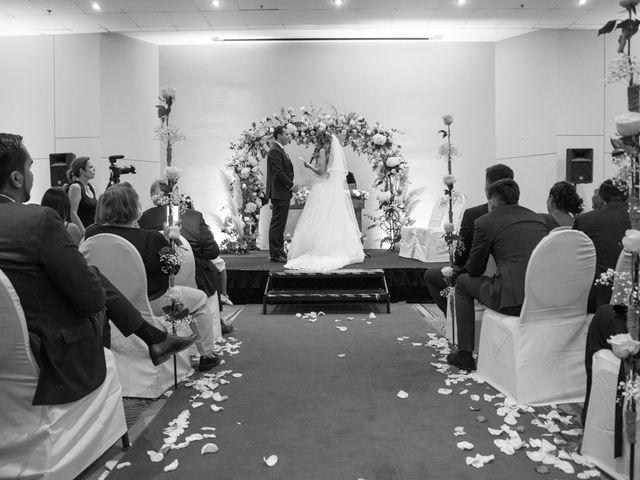 El matrimonio de Rene y Macarena en Las Condes, Santiago 74