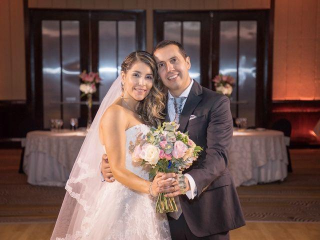 El matrimonio de Rene y Macarena en Las Condes, Santiago 84