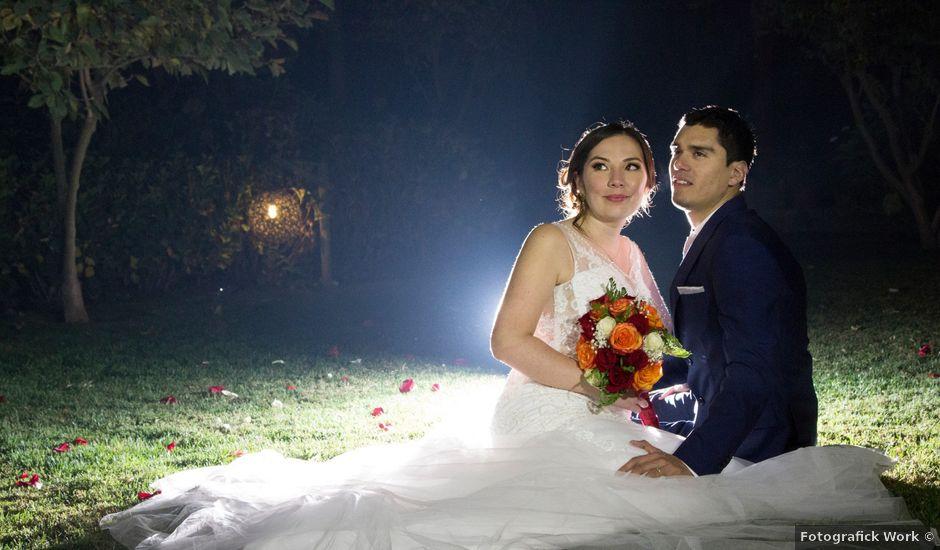 El matrimonio de Franco y Camila en Graneros, Cachapoal